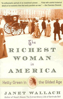 Women of the Gilded Age Lecture – The Richest Woman in America