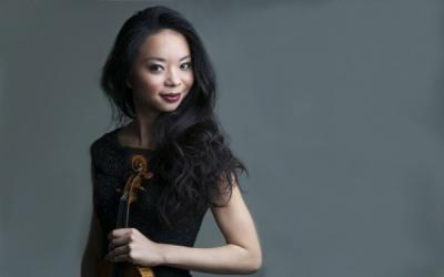 Sirena Huang, Violin; Robert Koenig, Piano