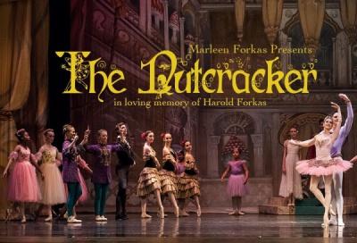 The Nutcracker & The Gingerbread Ball