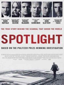 Friday Film: Spotlight