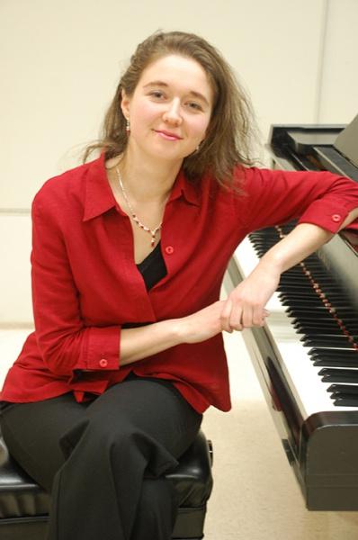 Music in the Museum: Pianist Anastasia Seifetdinova