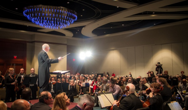 An Orchestral Performance: An Evening of Inspiration, Innovation, and Impact