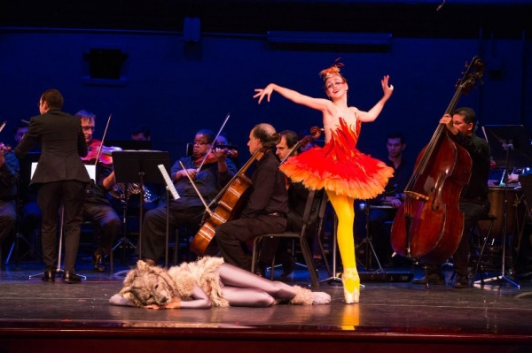Peter and the Wolf (symphonic ballet)