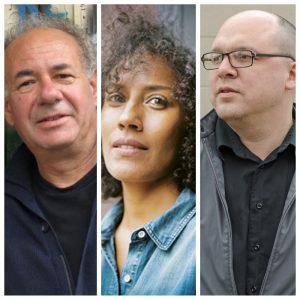Kick-off Reading With Stuart Dischell, Aracelis Girmay & Matthew Olzmann