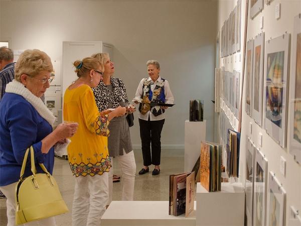 3rd Thursday Art Reception