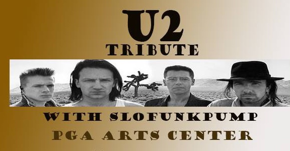 U2 Tribute with SloFunkPump