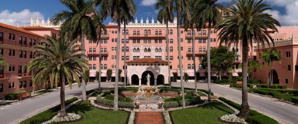 Guided Tour of Historic Boca Raton Resort & Club