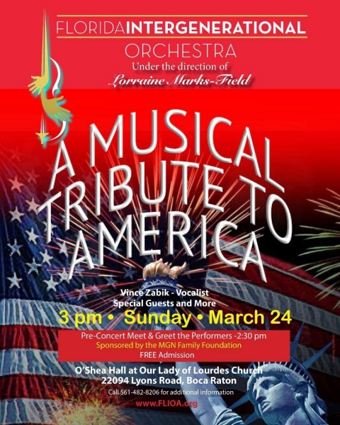 Musical Tribute to America