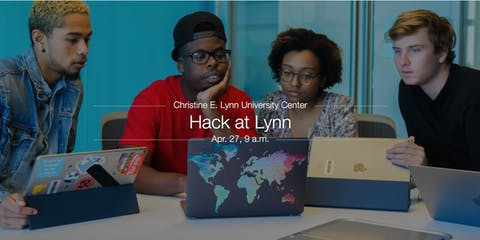 Hack at Lynn - Code for Good