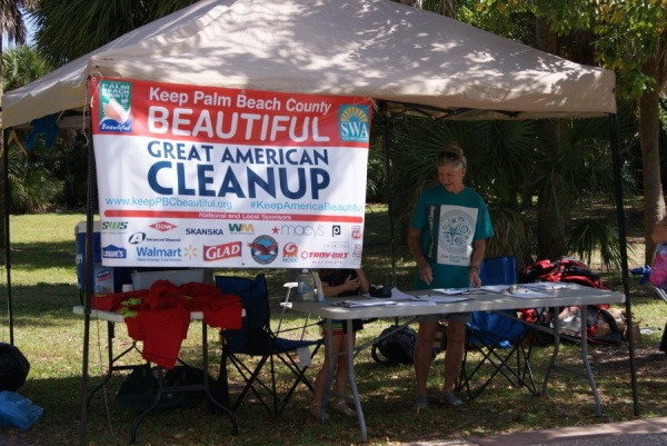 Great American Cleanup – Coral Cove Park