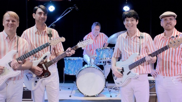 Sunday on the Waterfront featuring the Beach Buoys (Tribute to Buddy Holly, The Beach Boys & The Beatles)
