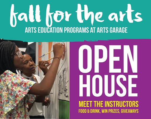 Fall for the Arts Open House