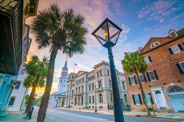 Hagood Reads the Phone Book: Charleston