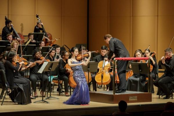 Elmar Oliveira International Violin Competition Finals