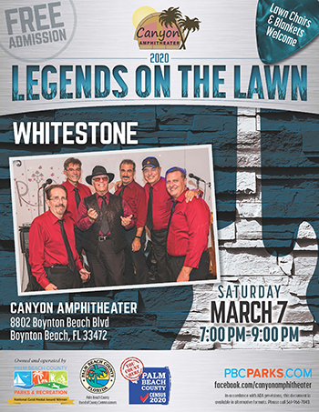 Legends on the Lawn: Whitestone Band