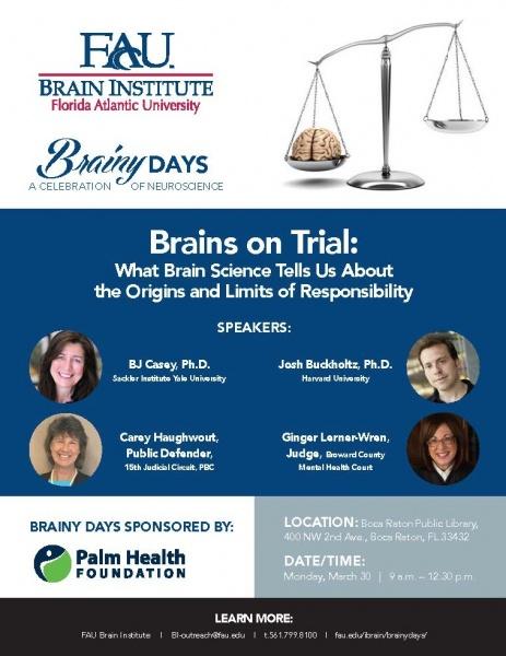 FAU Brain Institute 'Brainy Days 2020'