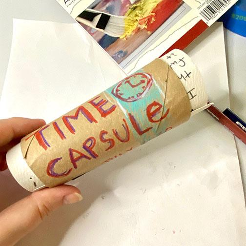 GalleRE Workshop: VOID - Time Capsule