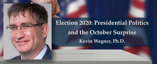 Election 2020: Presidential Politics and the October Surprise