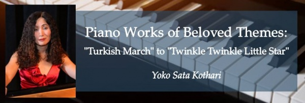 Piano Works of Beloved Themes