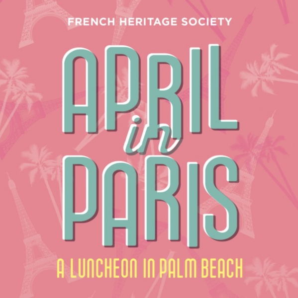 French Heritage Society: April in Paris Luncheon