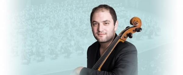 Palm Beach Symphony Masterworks Series: Julian Schwarz