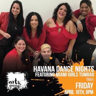 Havana Dance Nights featuring Miami Girls Tumbao