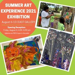 Summer Art Experience 2021 Exhibition