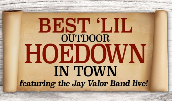The Best Lil' Hoedown in Town