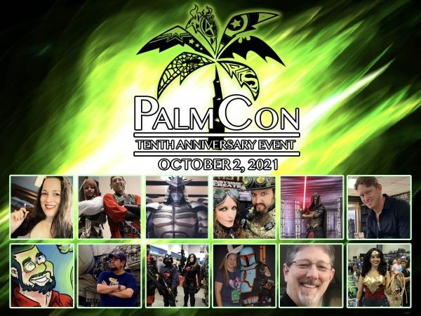 PalmCon - The Palm Beach County Comic Book & Collectibles Show